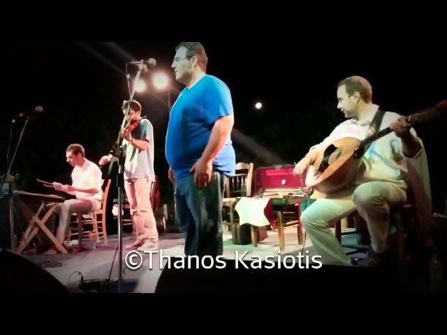 Σούστα Σίφνου-8ο φεστιβάλ γαστρονομίας Νικόλαος Τσελεμεντές Σίφνος 6/9/2014