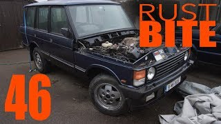 Rotbox Range Rover // SOUP Classic Motoring 46