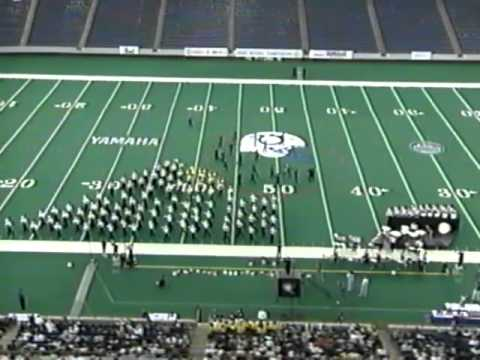 Webster High School Marching Band 1997
