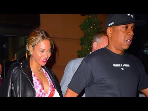 Jay Z Breaks His Silence on 'Lemonade,' Holds Hands With Beyonce During NYC Date Night