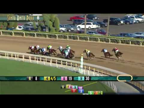 California Cup Derby (Cal-breds) - Monday, February 19, 2018