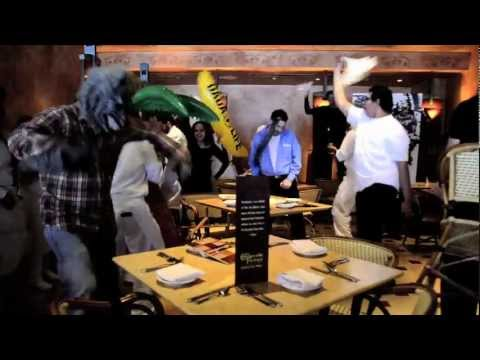 Harlem Shake (CHEESECAKE FACTORY EDITION)