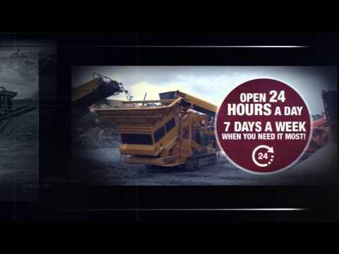 PowerScreen Media Parts By Australian Crushing & Mining Supplies