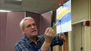 "Ann Arbor Area Real Estate: ""Anyone Can Paint"" - with Award Winning TV Artist Steve Wood!"