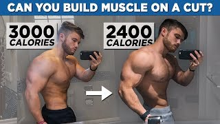 Can You Build Muscle In a Calorie Deficit / Lose Fat In a Surplus? (Science Explained)