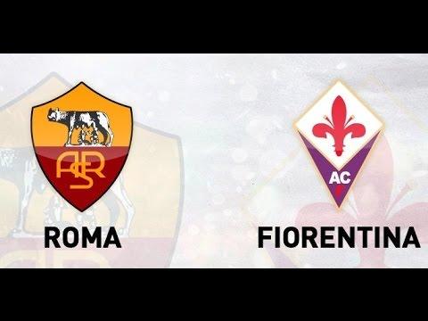 UEFA 2015/03/19 As Roma vs Fiorentina Round of 16 second Full HD