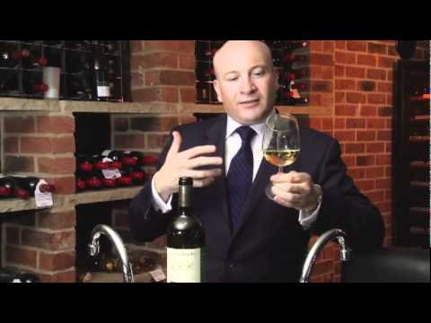 How to taste white wine with Ronan Sayburn MS