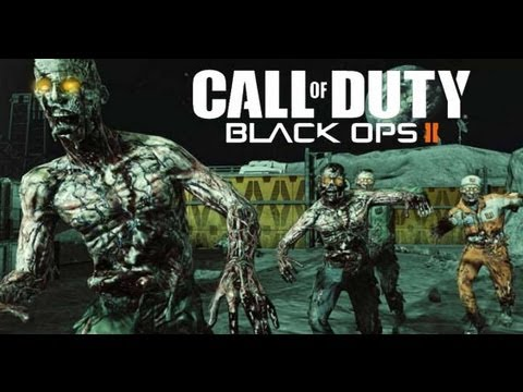 Black Ops 2 Zombies Livestream - Danny en Rick vs Zombies