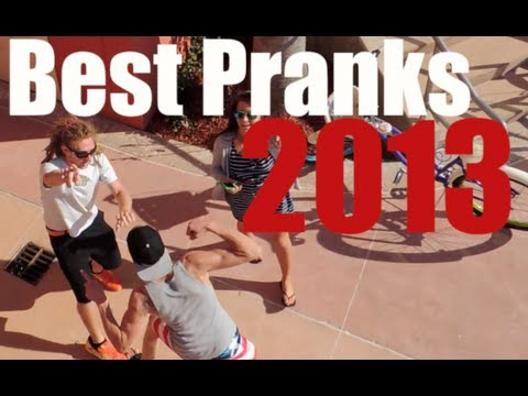 Top 10 Funny Epic Pranks of 2013