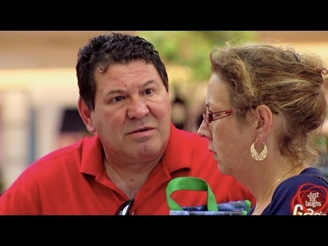Wife VS Husband: Charity Gifts Prank