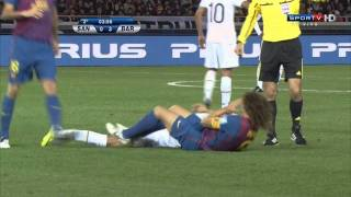 Neymar Vs Barcelona 11-12 HD720p by Fella