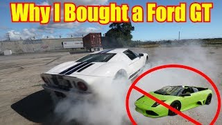 Why I Didn't Buy a Lamborghini Murcielago LP640