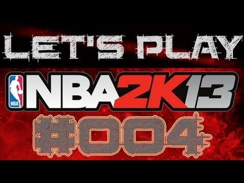 Let's Play NBA 2K13 #004 - Dallas Mavericks vs Memphis Grizzlies 2nd Half