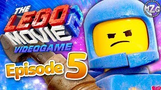 LEGO Movie 2 Videogame Gameplay Walkthrough - Episode 5 - Benny! Sorting Area!