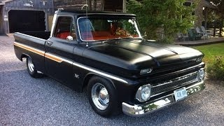 1960's Chevy Pickup Truck Compilation
