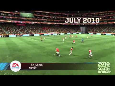 EA SPORTS FIFA Goal Of The Year 2010