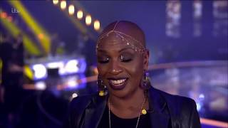 Janice Robinson Live Shows Full Clip S15E15 The X Factor UK 2018