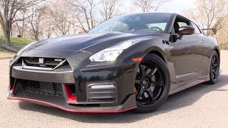 2017 Nissan GT-R Nismo: Road Test & In Depth Review