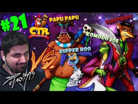 Ctr: Crash Team Racing - Ep. #21 - Pepo Vs Boss video