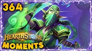 This Lotus Illusionist would Save You! | Hearthstone Daily Moments Ep. 364 (Funny and Lucky Moments)