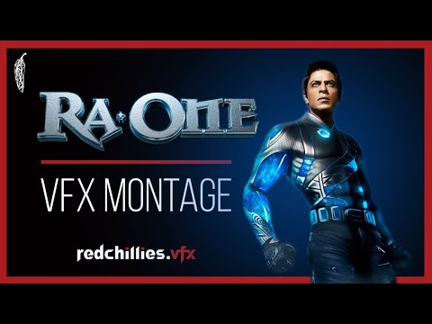 Ra.one - Visual Effects - Montage video