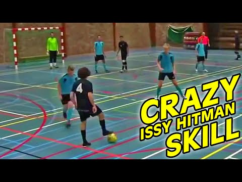 Learn Insane Football Skills - The Issy Hitman Akka Futsal Soccer Skill