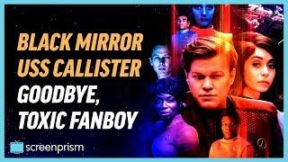 Download Lagu Black Mirror USS Callister: Goodbye, Toxic Fanboy Gratis STAFABAND