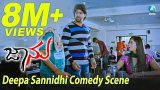 Jaanu - Jaanu Kannada Full Movie Comedy Scenes 12 | Yash, Deepa, Rangayana Raghu