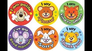LEARNING GOOD MANNER QUOTES FOR  CHILDREN - By Happy Twirl