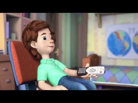 Фиксики - Детектор лжи | Познавательные образовательные мультики для детей, школьников