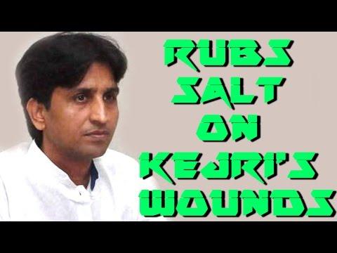 Kumar Vishwas: I will participate in Modi's birthday bash & read poetry
