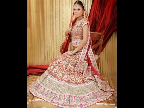 Pakistan - Sexy Girl - Wedding Dress - Video, Image Of Hot Girl And Beautiful video
