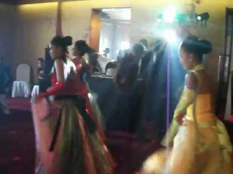 Sri Suba Mangalam - Wedding Dance Senorita Hindi Spanish Song Performed by girls.