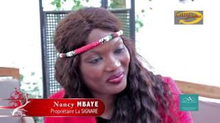 Nancy Mbaye l'entrepreneuse sénégalaise