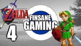 Let's Play Zelda: Ocarina of Time: Part 4 - Some progress