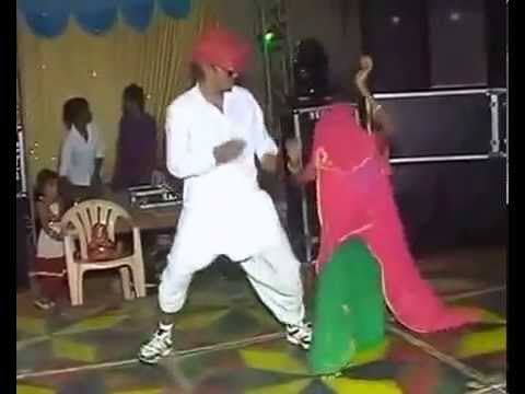 Funny Video Of Rajasthani Marwadi Dance!!! video