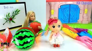 ChiChi ToysReview TV - Trò Chơi giống cây thần kỳ cho ra nhiều loại quả khác nhau
