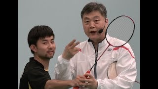 Badminton-How to Coach (17) Talk Less and Act More