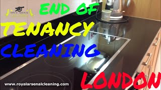 End of tenancy cleaning flat 3, 100 rope street, Surrey Quays