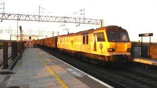 Trains & Planes at Cheddington, WMCL | 04/11/13