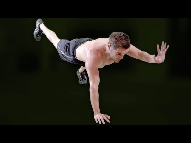 Two Knee Ups One Tuck Jump- TheDailyHiit