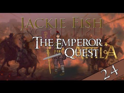 Total War: Attila - Western Roman Empire #24 The Emperor Quest (VH/VH)