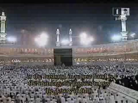 Makkah Taraweeh (night 2)-sheikh Juhany video