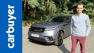 New 2017 Range Rover Velar SUV in-depth review – Carbuyer – James Batchelor