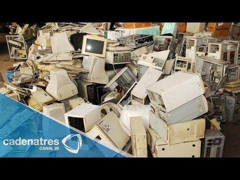 La basura electrónica en México y el síndrome de Moebius en Semanal 28 11/05/15