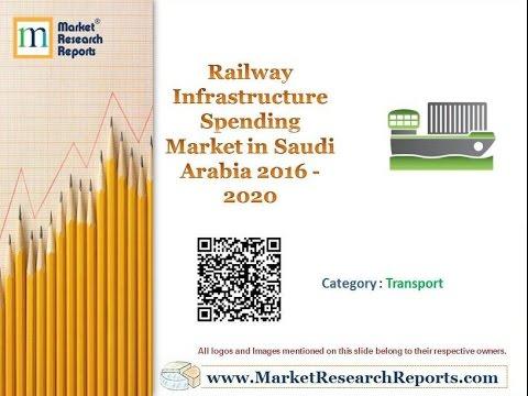 Railway Infrastructure Spending Market in Saudi Arabia 2016 - 2020