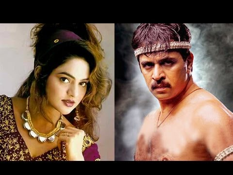 Arjun & Madhubala - Sandosham - Arjuna - Hot Tamil Song