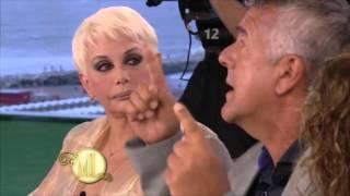 Mirtha Legrand cruzó a Dady por hacer llorar a Marcela Tauro