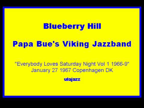 Papa Bue's VJB 1967 Blueberry Hill