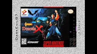 Castlevania: Dracula X - Stage 2